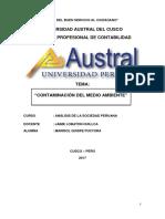 Contaminacion Ambiental Apa