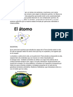 Atomo Biosfera Molecula