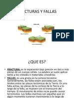 Fracturas y Fallas Ingenieria