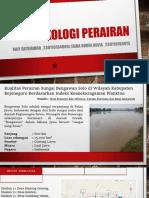 Ppt Ekologi Perairan - Kelompok 9
