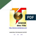 Radar Dos FIIs Tetzner - 09-02-18