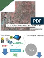 Teledeteccion Rocas Graniticas