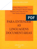CINTRA Et Al Para Entender as Linguagens Documentarias