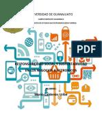 Responsabilidad Social y Sustentabilidad en Los Negocios Electronicos.