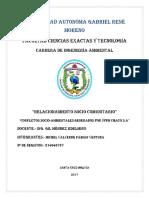 Informe Relacionamiento Socio Comunitario FINAL