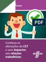 Folder Reforma Trabalhista - AF Web