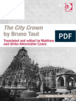 The City Crown by Bruno Taut