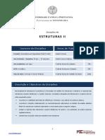 Estruturas II