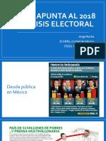 Análisis electoral PP7 octubre 2017
