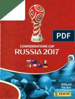 Confederaciones 2017 - Rusia