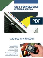Procesos y tecnologías de impresión gráfica 2