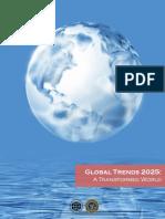 2025 Global Trends DNI Final Report