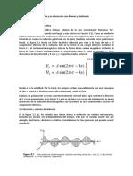 Radiación Electromagnética y Su Interacción Con Átomos y Moléculas