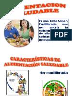 Alimentacion Saludable Original