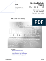 DATA LINK Fault Tracing | Electrical Connector | Electrical ... J Data Link Wiring Diagram on