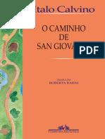 Italo Calvino - O caminho de San Giovanni (2013, Companhia das Letras).epub