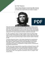 Biografía de Ernesto