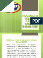 diapositivas beneficios sociales