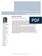 Radisys Sc815e Datasheet 14083