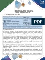 Syllabus Del Curso - Diplomado de Profundización Cisco (Diseño e Implementación de Soluciones Integradas Lan Wan)