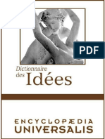 Dictionnaire Des Idées
