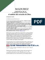 LA MADUREZ CRISTIANA.docx