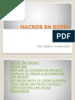 Introduccion a Las Macros