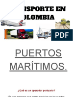 Transporte en Colombia