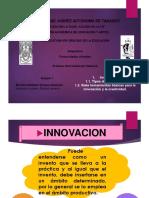 Innovacion De Profesorado