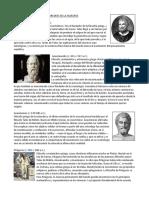 Precursores de La Filosofia