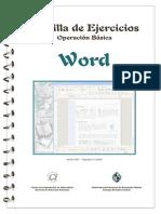 Actividades Basicas de Word
