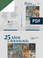 25 Años de Sociologia