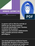 Armas Quimicas