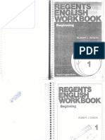 Regens English Workbook