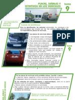 tema 9 placas señales y distintivos en los vehiculos
