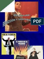 Graficas de Redacc. y Oratoria Forense