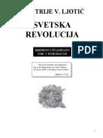 Dimitrije Ljotic-Svetska Revolucija