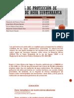 Perímetros de Protección de Captación de Agua Subterranea
