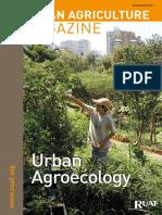 Urban Agro Ecology