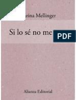 Si Lo Se No Me Caso - Karina Mellinger