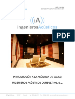 Ingenieros Acusticos Manual Sobre Acustica de Salas 2