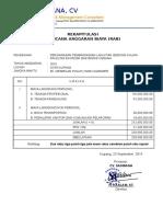 Penawaran Harga Pengawasan Pembangunan Lanjutan Gedung Kuliah FEB UNDANA.xls