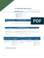 Perfil Competencia Ejecutivo 4pl
