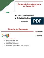 FTTH Cidades Digitais Convençao 2011