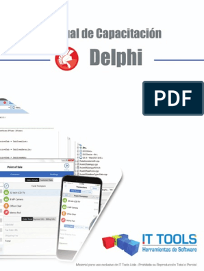 Manual_Delphi_certificacion pdf | Software Prototyping