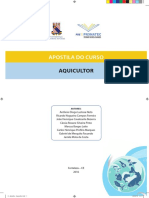 Apostila Do Curso Aquicultor_PRONATEC