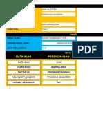 Perangkat Administrasi KELAS 1 2016 Semester 2