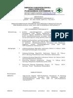 1.2.5 Ep 60 Sk Dokumentasi Prosedur Dan Rekaman Kegiatan