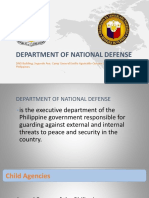 Department of National Defense