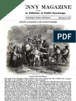 Pagine Da the Penny Magazine-Leopold Robert 1837